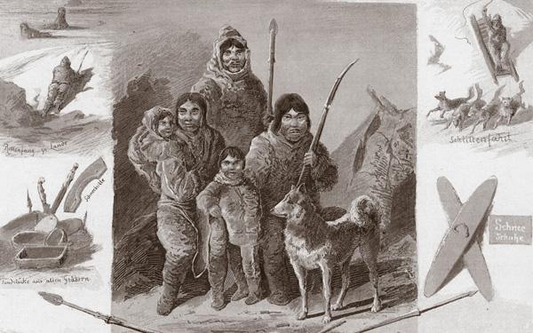 Hagenbeck Poster 1880