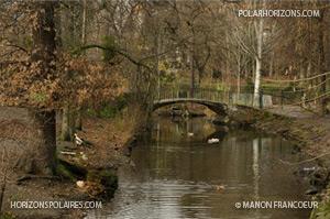 Jardin d'Acclimatation, Paris. Photo de Manon Francoeur