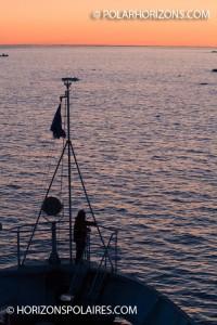 Lyubov Orlova, mer du Labrador. Juillet 2009.