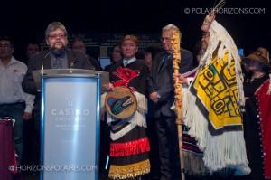 """Présentation du Juge Thomas Berger par Kevin McKay, Conférence """"Keeping the Promise"""" 27 février, 2013, Gatineau, Québec."""