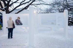 Exposition C'est l'Arctique canadien! du Musée canadien de la nature