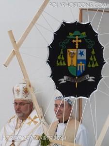 Blason de Mgr Anthony Wieslaw Krotki