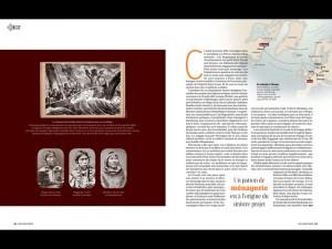 Cinq Inuits dans un zoo - pages 122-123