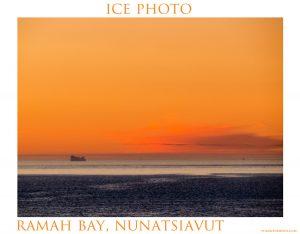 Sunrise over Ramah Bay (Nunatsiavut) / Lever de soleil sur la baie de Ramah (Nunatsiavut)